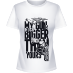 gun bigger women