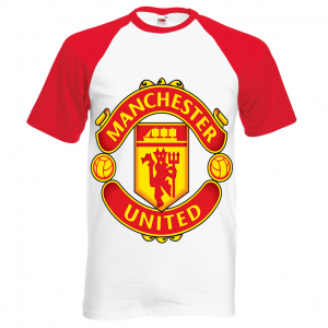 MANCHESTER UNITED RETRO FOOTBALL T shirt Classic 6