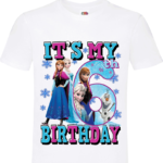 FROZEN It's My 7th BIRTHDAY 2