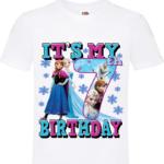 FROZEN It's My 6th BIRTHDAY 1