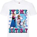 FROZEN It's My 9th BIRTHDAY 2