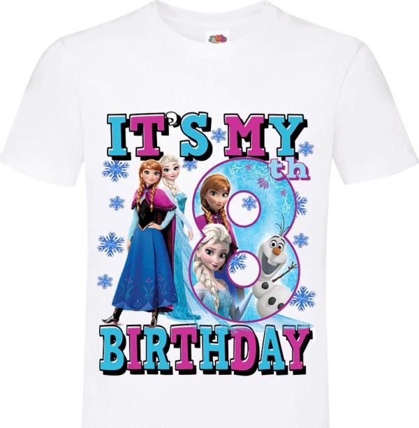 frozen-8th-birthday